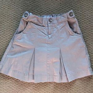 Old Navy Uniform pleated skirt
